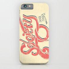 S6 OLD SCHOOL iPhone 6 Slim Case