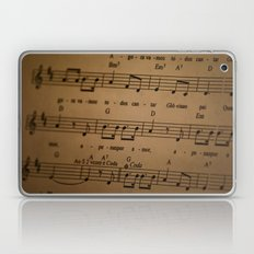 Music Tabs Laptop & iPad Skin