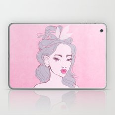 selfie girl_9 Laptop & iPad Skin