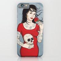 Señora Muerte iPhone 6 Slim Case