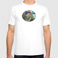 My First Free Standing F… Mens Fitted Tee White SMALL