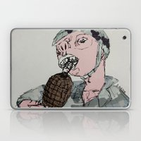This is War by Debbie Porter - Designs of an Eclectique Heart Laptop & iPad Skin