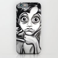 iPhone & iPod Case featuring LookAtYou by myripART