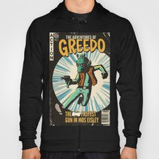 Greedo Vintage Comic Cover Hoody