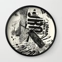 ouro Wall Clock