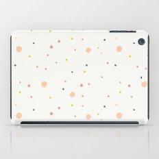 Colorful confetti iPad Case