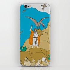 Jesus, Etc. III iPhone & iPod Skin