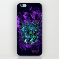 Decepticons Abstractness - Transformers iPhone & iPod Skin