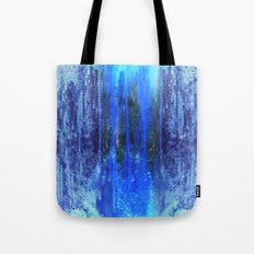 The Sun Is Dripping Down Tote Bag