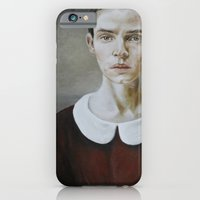 iPhone & iPod Case featuring shiver by karien deroo