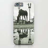 South Tacoma street scene iPhone 6 Slim Case