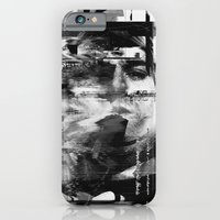 iPhone & iPod Case featuring Kurt by nicebleed
