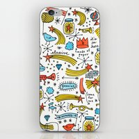 Chasing Stars And Puttin… iPhone & iPod Skin