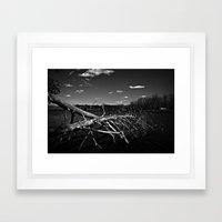Obitus Framed Art Print