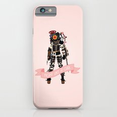 Fight Like A Girl: Big S… iPhone 6 Slim Case