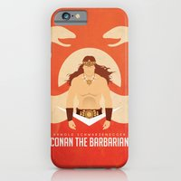 iPhone & iPod Case featuring SON OF CROM by BarbarianFactory