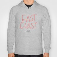 East Coast, Girl. Hoody