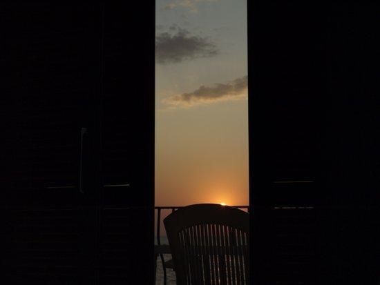 Perfect Sunset Canvas Print