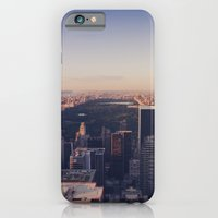 iPhone & iPod Case featuring Central Park | New York City by Thomas Richter