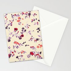 floral vines Stationery Cards