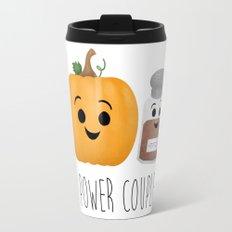 Pumpkin + Spice = Power Couple Travel Mug