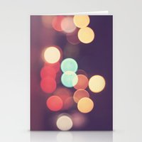 Half Light Stationery Cards