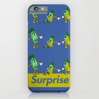 iPhone & iPod Case featuring Surprise!! by NIXA