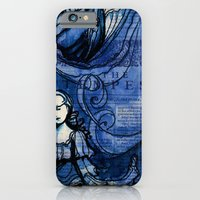 The Tempest - Miranda - Shakespeare Folio Illustration iPhone 6 Slim Case