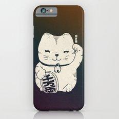 FORTUNE CAT Slim Case iPhone 6s
