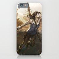 My Name Is Lara iPhone 6 Slim Case