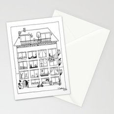 So Much Room for Activities Stationery Cards