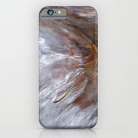 Burning leaf iPhone 6 Slim Case