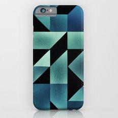 :: geometric maze VII :: iPhone 6s Slim Case