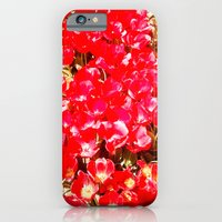 Red my color, my blood. iPhone 6 Slim Case