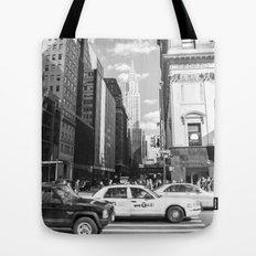 New York, New York Tote Bag
