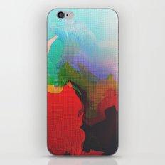 Glitch 14 iPhone & iPod Skin