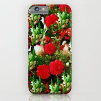 iPhone & iPod Case featuring Flowers by ArtRaveSuperCenter: Ave Hurley Illustrat