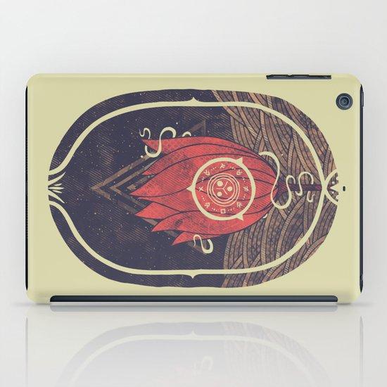 Pulsatilla Patens iPad Case