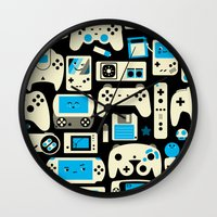 AXOR Heroes - Love For Games Duotone Wall Clock