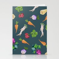 Square Roots And Cube Ro… Stationery Cards