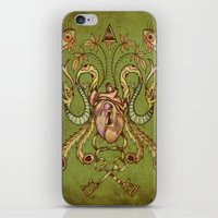 Under Lock and Key iPhone & iPod Skin