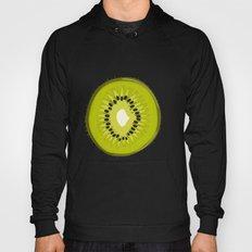 Kiwi pattern Hoody