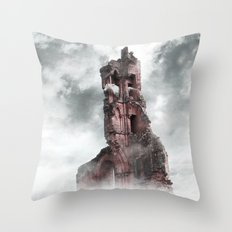 Forlorn Aspiration Throw Pillow