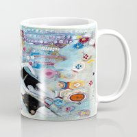 ON THE BEACH Mug