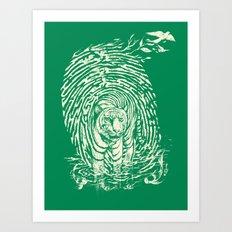 wildprint Art Print