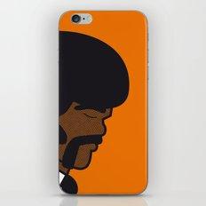 Pop Icon - Jules iPhone & iPod Skin