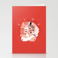 S A M E Stationery Cards