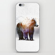 A Wilderness Within / Bear iPhone & iPod Skin