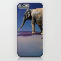 iPhone & iPod Case featuring Elephant  by Brittany Garrett