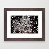 It's Beginning To Look A Lot Like Christmas. Framed Art Print